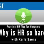 Why is HR so hard?